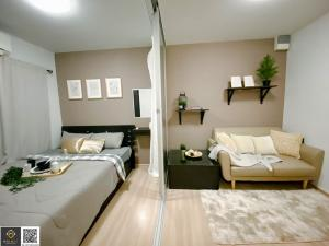 For RentCondoLadprao101, The Mall Bang Kapi : Plum Condo Ladprao 101 for rent, cheap and beautiful room with furniture, electrical appliances