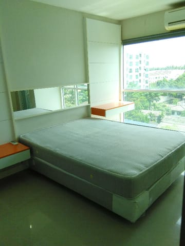 For SaleCondoThaphra, Wutthakat : Cheap 1 bed, fully furnished, Ready to move in, Metro Park Sathorn [WC1077]