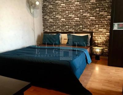 เช่าคอนโดรัชดา ห้วยขวาง : For Rent Lumpini Ville Cultural Center (62.5 sqm.)