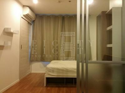 For RentCondoRama9, RCA, Petchaburi : For Rent Lumpini Park Rama 9-Ratchada (26 sqm.)