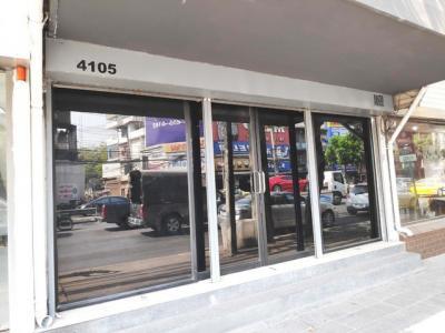 For RentShophouseOnnut, Udomsuk : RP084 Commercial building for rent, 4 floors, 200 sq m, Rama 4 Road, near BTS Phra Khanong.
