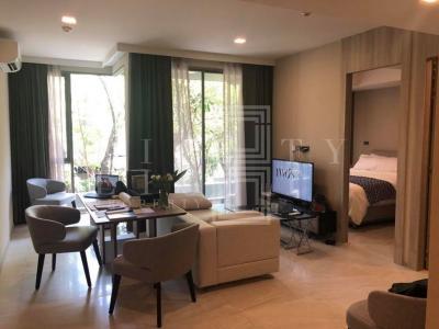 For RentCondoSukhumvit, Asoke, Thonglor : For Rent FYNN Sukhumvit 31 (47 sqm.)