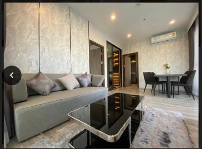 For RentCondoRama9, RCA, Petchaburi : ++เช่าด่วน++ห้องสวยมาก** Ideo Mobi Asoke** 2 ห้องนอน 55 ตร.ม. แต่งครบพร้อมเข้าอยู่!!