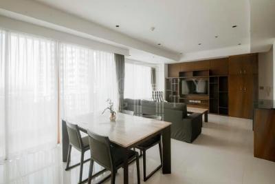 เช่าคอนโดสุขุมวิท อโศก ทองหล่อ : For Rent The Emporio Place (108 sqm.)