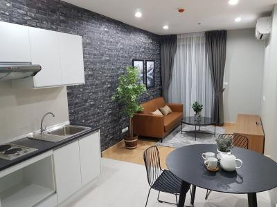 For RentCondoChengwatana, Muangthong : 2-bedroom for rent Astro Astro Chaengwattana, opposite Central Chaengwattana, new room