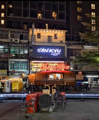 For SaleShophouseSukhumvit, Asoke, Thonglor : Commercial building for sale (commercial building) 2 units, Sukhumvit 71 - Soi Pridi Banomyong 3