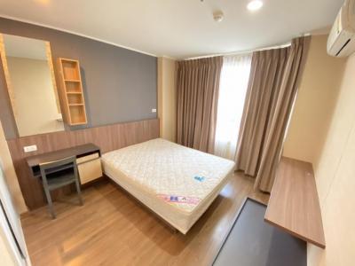 For RentCondoRamkhamhaeng, Hua Mak : For rent, Condo U Delight Hua Mak. 31 sqm. Floor 7 9,000 baht 064-9598900