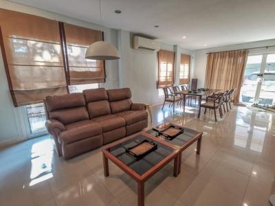For RentTownhouseThaphra, Wutthakat : 3-story townhome for rent URBAN SATHORN Sathorn Ratchapruek near BTS-MRT Bang Wa