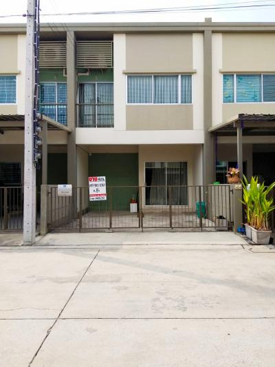 For SaleHouseNawamin, Ramindra : Cheap Price, Townhome for SALE Lumpini Town Ville Permsin-Watcharapol
