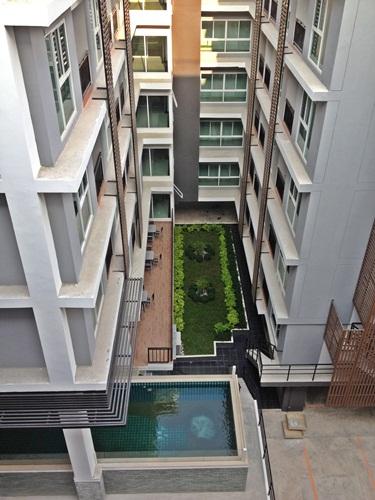 For SaleCondoOnnut, Udomsuk : M0509-Sale Condo Regent Home 19 Sukhumvit 93 31 sqm. Floor 6 1 bedroom 1 bathroom @ 1,700,000
