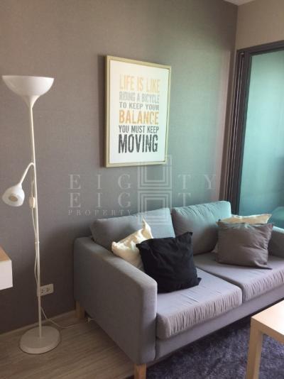 เช่าคอนโดบางนา แบริ่ง : For Rent Ideo Mobi Sukhumvit Eastgate (30.5 sqm.)