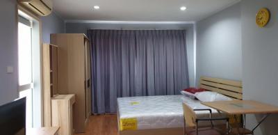 For RentCondoRamkhamhaeng, Hua Mak : For rent, Condo Lumpini Ramkhamhaeng 44. 30 sqm, Floor 20, 8,000 baht.