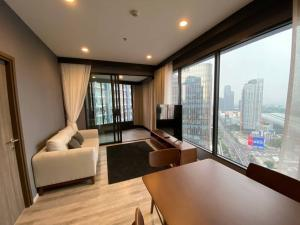 เช่าคอนโดพระราม 9 เพชรบุรีตัดใหม่ : ให้เช่า 2ห้องนอน Ideo mobi asoke 55ตรม. 30,000บาท/เดือน นัดดูห้องจริงโทร0868889328