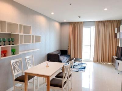 For RentCondoRama9, RCA, Petchaburi : For rent, Circle Condominium (Phetchburi MRT)