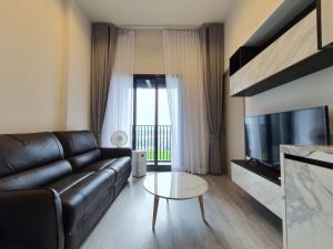 เช่าคอนโดอ่อนนุช อุดมสุข : [ปล่อยเช่า - 13,000 บาท] The Line Sukhumvit 101 (เดอะไลน์ สุขุมวิท 101) 1-Bedroom ชั้นสูง วิวแม่น้ำบางกระเจ้า ตอนแรกเจ้าของแต่งไว้อยู่เอง ใกล้ รฟฟ.ปุณณวิถึ True Digital Park