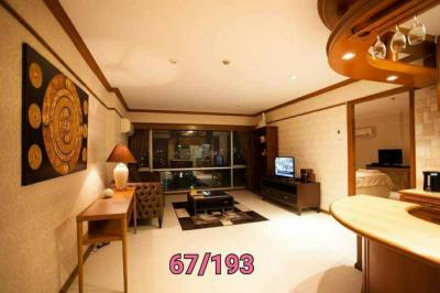 For RentCondoLadprao, Central Ladprao : M2229-Condo for rent at Supapong Place, 60 sqm. Floor 16, 1 bedroom, 1 bathroom @ 12,000