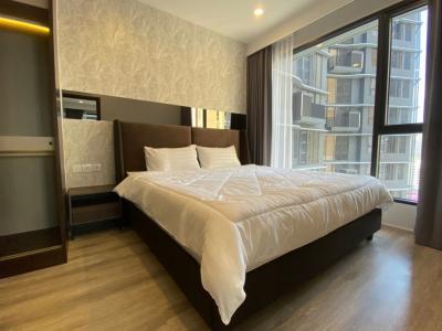 เช่าคอนโดพระราม 9 เพชรบุรีตัดใหม่ : For Rent ** IDEO Mobi Asoke , 2 bedroom ตกแต่งสวย พร้อมเข้าอยู่ วิวดีสุดๆ **