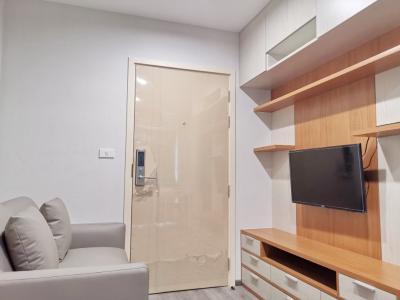 For RentCondoPattanakan, Srinakarin : M2233-Rent Condo Rich Park Triple Station 28 sqm. Floor 11, 1 bedroom, 1 bathroom @ 10,000