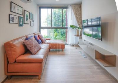 เช่าคอนโดสุขุมวิท อโศก ทองหล่อ : For Rent Taka Haus Ekamai 12 (52.5 sqm.)