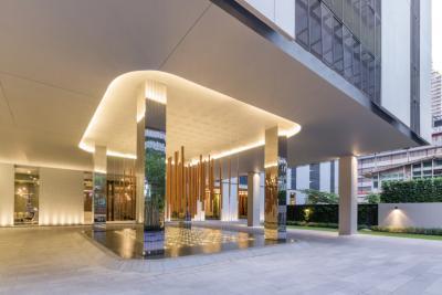 For RentCondoNana, North Nana,Sukhumvit13, Soi Nana : Urgent Rent Hyde Sukhumvit 13 near BTS Nana 1 bedroom 1 bahtroom, 47 sqm. high floor