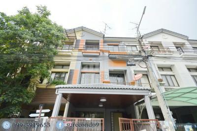 For RentTownhouseRatchadapisek, Huaikwang, Suttisan : 😊 For RENT ให้เช่าทาวน์โฮม 3 นอน 🚄ใกล้ MRT ศูนย์วัฒนธรรม 🏢 บ้านกลางเมืองรัชดา-เหม่งจ๋าย 1 Baan Klang Muang Ratchada-Mengjai 1 🔔พื้นที่ใช้:200.00ตร.ม.💲ราคาเช่า:32,000.-บาท 📞นัดชมห้อง:099-5919653 ✅LineID:sureresident