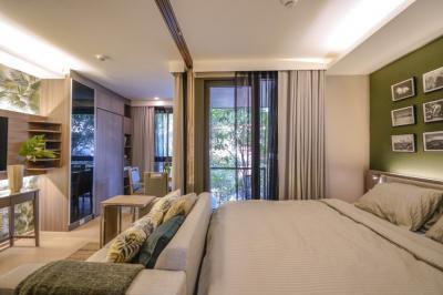 For RentCondoSukhumvit, Asoke, Thonglor : A0947 ++ RENT ++ Urbitia Thonglor | Urbitia Thonglor | Size 35 sqm. * BTS Thong Lo
