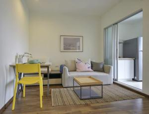 For RentCondoKasetsart, Ratchayothin : Line @wmcondo for rent U Delight Ratchavipafer + electrical appliances Ready to move in