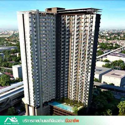 For SaleCondoBang Sue, Wong Sawang : Condo for sale at The Parkland Ratchada-Wongsawang 65.6 sqm. Floor 23, 2 bed, 2 bath, cheapest