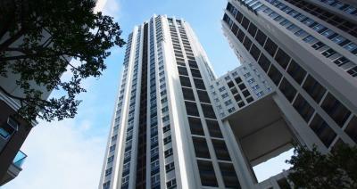 เช่าคอนโดพระราม 9 เพชรบุรีตัดใหม่ : ให้เช่าด่วน Belle พระรามเก้า 2 ห้องนอน 101 ตรม.ชั้นสูง ตึก D2 เฟอร์นิเจอร์ครบ พร้อมอยู่