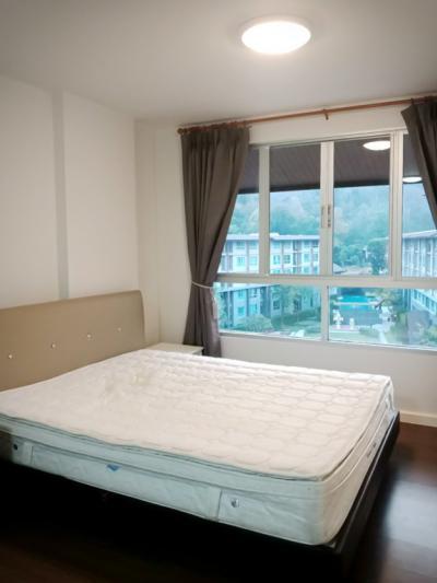 ขายคอนโดเชียงใหม่-เชียงราย : วิวสระ วิวดอย ขายดีคอนโด แคมปัส รีสอร์ท เชียงใหม่ DCondo Campus Resort Chiang mai ชั้น 6, 30 ตรม ขายคอนโดใกล้มหาวิทยาลัยเชียงใหม่ 2.99 ล้านบาท รวมโอน