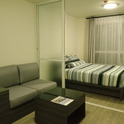 ขายคอนโดเชียงใหม่-เชียงราย : Dcondo Ping ดีคอนโด พิงค์ เชียงใหม่ ขายคอนโด ชั้น 7 , 1 ห้องนอน 30 ตรม ใกล้กับเซนทรัลเฟสติวัล 2.4 ลบ.รวมโอน