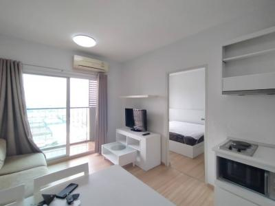 For RentCondoRama9, RCA, Petchaburi : Condo for rent A space asoke-ratchada A Space Asoke-Ratchada 2 bed 2 bath Building X