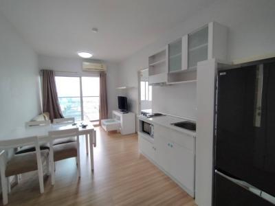 For RentCondoRama9, RCA, Petchaburi : Condo for rent A space asoke-ratchada A Space Asoke-Ratchada 2 bed 2 bath Building X