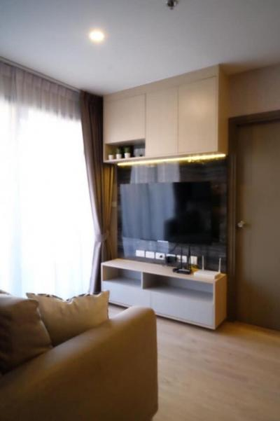 For RentCondoBangna, Lasalle, Bearing : M2252-Condo for rent Ideo O2 Beautiful and spacious room Furniture, electrical appliances And washing machine @ 24000