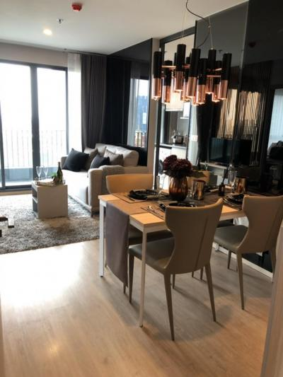 Sale DownCondoBangna, Lasalle, Bearing : Best price! 2BR Floor 12A with Special Promotion Can make an appointment to view the actual room at any time