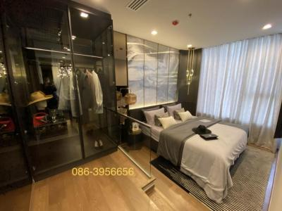 Sale DownCondoAri,Anusaowaree : Best price, high class 1BR (stack) with special promotion, make an appointment immediately