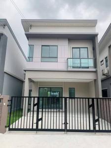 For RentHouseLadkrabang, Suwannaphum Airport : House for rent at The Plant Ramkhamhaeng - Ring Road