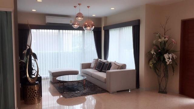 For RentHouseRamkhamhaeng,Min Buri, Romklao : House for rent, Grand Bangkok Boulevard Rama 9- Srinakarin