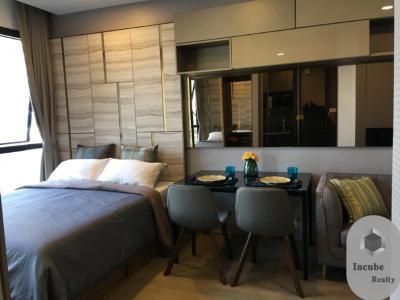 For RentCondoSiam Paragon ,Chulalongkorn,Samyan : P27CR2004008 Rent Ashton Chula - Silom 1 Bed 22,000