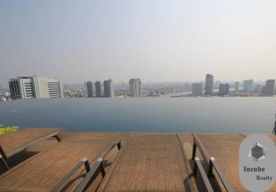 เช่าคอนโดวงเวียนใหญ่ เจริญนคร : P03CR2004002 Rent Urbano Absolute Sathon - Taksin 1 Bed 25,000