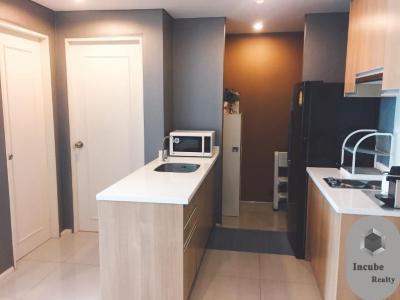 เช่าคอนโดพระราม 9 เพชรบุรีตัดใหม่ : P17CR2004023 Rent Villa Asoke 1 Bed 25,000