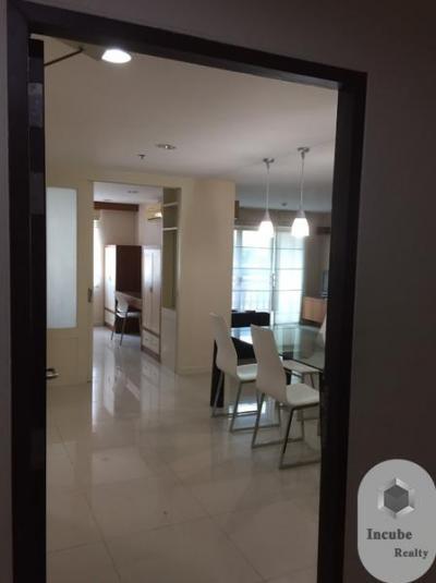 เช่าคอนโดสีลม ศาลาแดง บางรัก : P35CR2004001 Rent Pabhada Silom 2 Bed 25,000