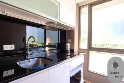 เช่าคอนโดสีลม บางรัก : P27CR2003021 Rent Klass Condo Silom 1 Bed 25,000