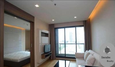 For RentCondoSathorn, Narathiwat : P30CR2004010 Rent The Address Sathorn 1 Bed 30,000