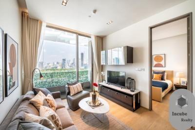 เช่าคอนโดสีลม ศาลาแดง บางรัก : P27CR2003026 Rent Saladaeng One 1 Bed 55,000