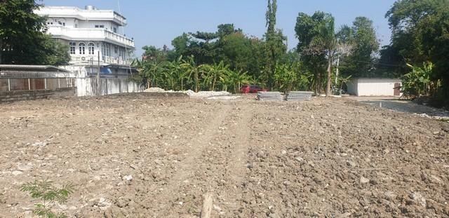 ขายที่ดินพัฒนาการ ศรีนครินทร์ : ขายที่ดินถมแล้วซอยพัฒนาการ61หมู่บ้านเมืองทอง2/2 เนื้อที่ 292 ตร.ว ราคาขาย 12,500,000 บาท