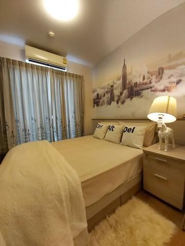For RentCondoRathburana, Suksawat : Chapter One Condo, Rat Burana 33, beautiful decoration, ready to move in, 8th floor, Bhumibol Bridge view, Building A