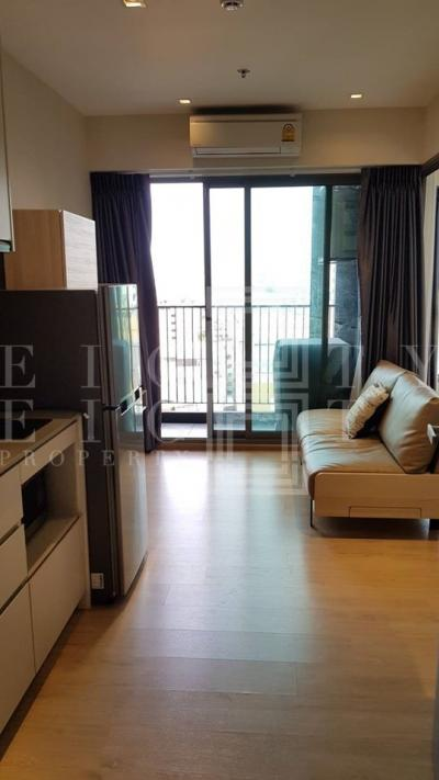 For RentCondoThaphra, Wutthakat : For Rent Whizdom Station Ratchada-Thapra (29 sqm.)