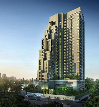 For SaleCondoWongwianyai, Charoennakor : For Sale TEAL Condo Sathorn Taksin, 1 bedroom, 18th floor, south side