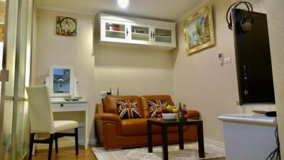 For RentCondoKasetsart, Ratchayothin : <<Room for rent >>at Lumpini Place Ratchayotin . Building   A , 18 Floor  , fully furnished , nice view and quiet place.d